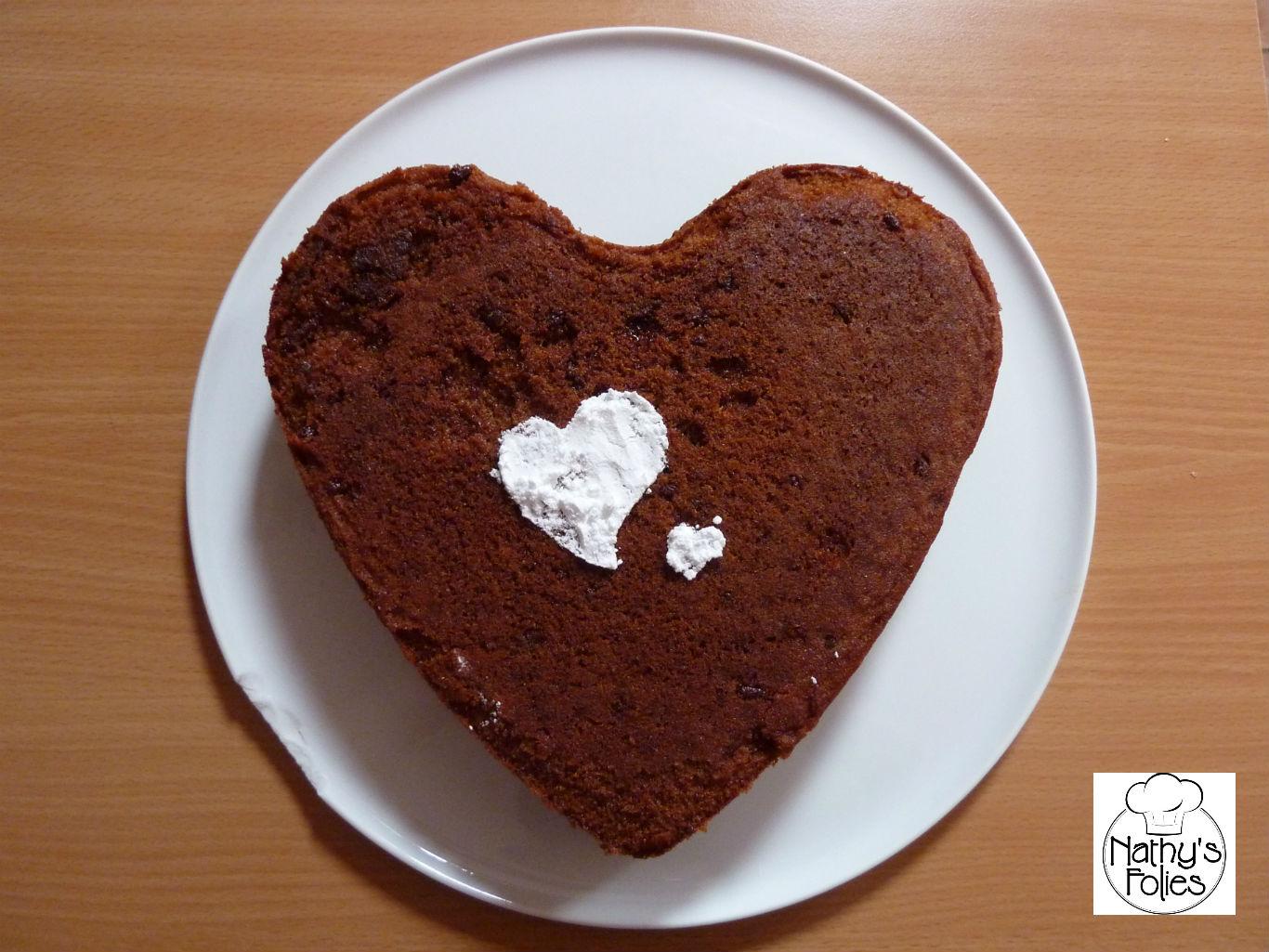 Gâteau au chocolat tout doux